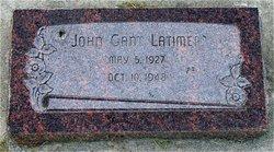 John Gant Latimer
