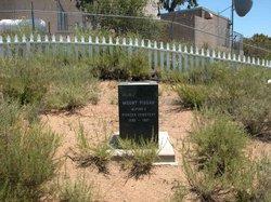 Alpine Mount Pisgah Pioneer Cemetery