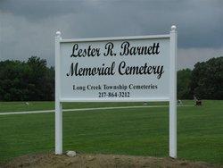 Lester R Barnett Memorial Cemetery