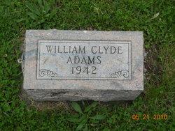William Clyde Adams