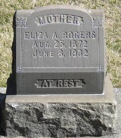 Eliza Ann <I>Briles</I> Rogers