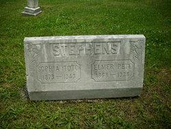 Elmer Pete Stephens