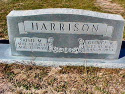 George Washington Harrison