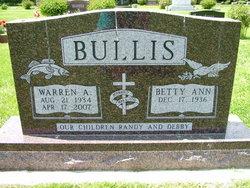 Warren A. Bullis