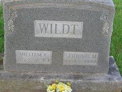 Gertrude M Wildt