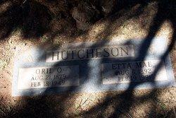 Oril O. Hutcheson