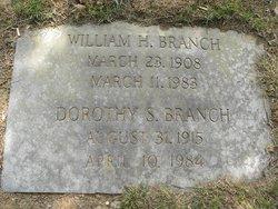 Dorothy <I>Spinx</I> Branch