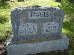 James Edwin Davis