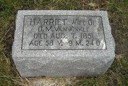 Harriet <I>Wakefield</I> Van Winkle