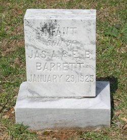 Infant Son Barrett