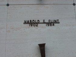 Harold Emmett Flint