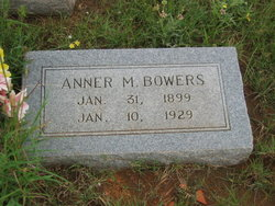 Anner May Bowers