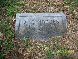 W E Hodges