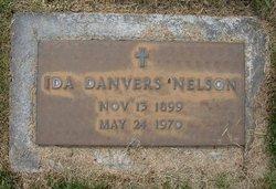 Ida <I>Danvers</I> Nelson