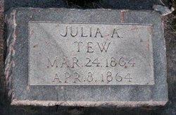 Julia Adeliade Tew
