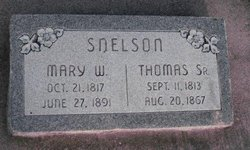 Mary Snelson