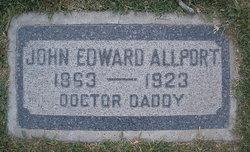 Dr John Edward Allport