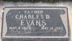 Charles David Evans, Sr