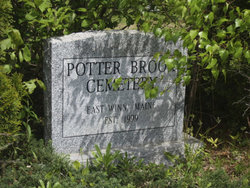 Potter Brook Cemetery