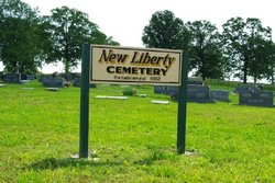 New Liberty Baptist Cemetery