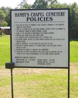 Hamby's Chapel Cemetery