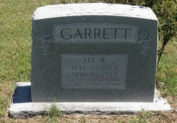 Lee W Garrett