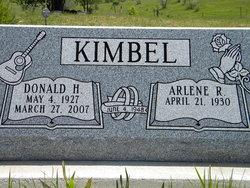 Donald H. Kimbel