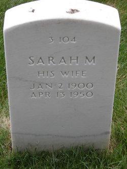 Sarah M Gerrie