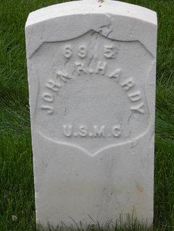 John R Hardy