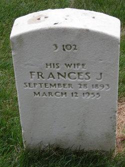 Frances J Koch