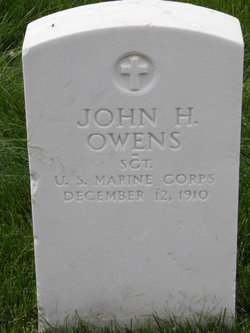 John H Owens