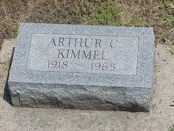 Arthur Clinton Kimmel Sr.