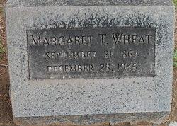 "Margaret Thomas ""Maggie"" <I>White</I> Wheat"