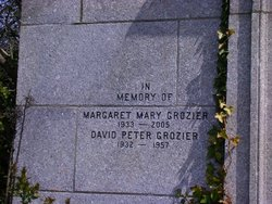Margaret Mary Grozier