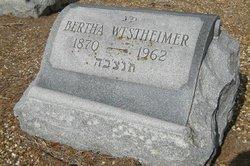 Bertha Westheimer