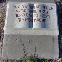 Rita Aragon De Perea