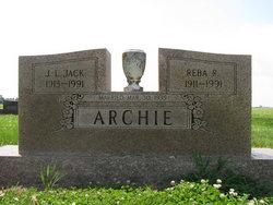 """James L """"Jack"""" Archie"""