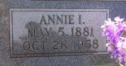 Annie Isabel <I>Harkness</I> Cunningham