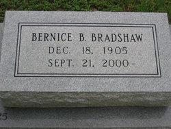 Bernice Euldine <I>Bridge</I> Bradshaw