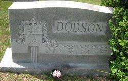 Neva <I>Nicholson</I> Dodson
