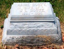Alice Fairchild <I>Harrington</I> Bortz