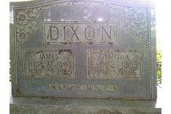 Cynthia <I>Baker</I> Dixon