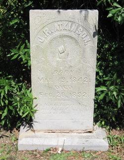 J. R. Atkinson