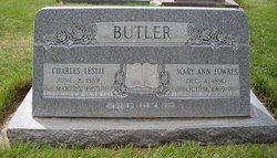 Charles Leslie Butler