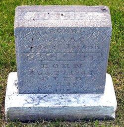 Margaret Jane <I>Isaac</I> Tuckett