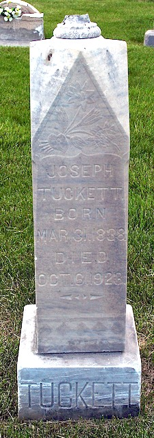 Joseph Tuckett