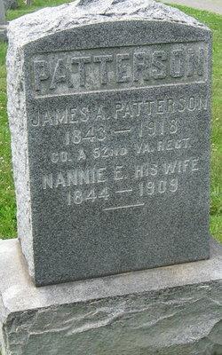 Nannie E. <I>Smith</I> Patterson