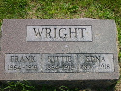 Kittie Ann <I>Brown</I> Wright