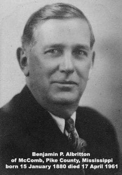 Benjamin P. Albritton