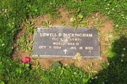 Lowell Dean Buckingham